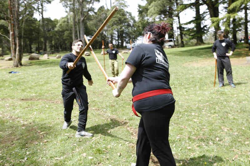 Bujinkan Ninjutsu Melbourne - Ninja Martial Arts Training (45)