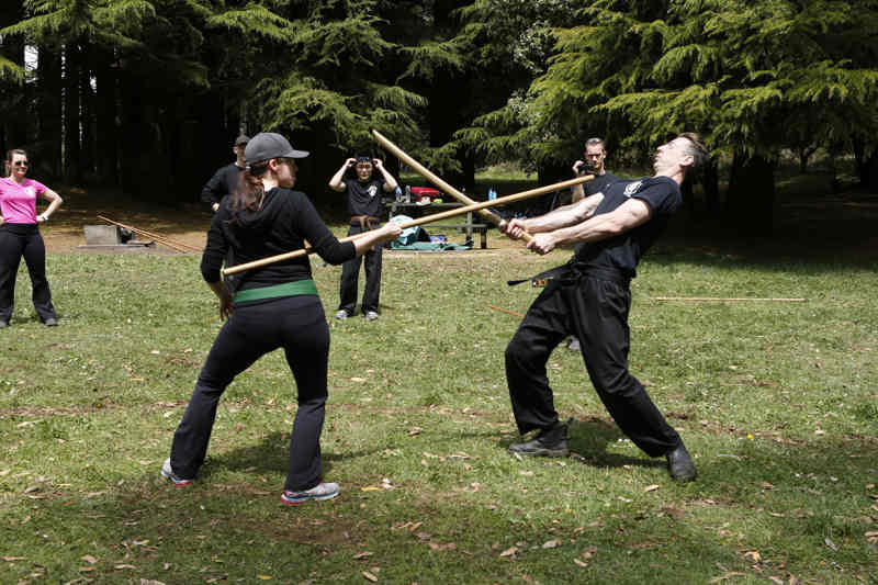 Bujinkan Ninjutsu Melbourne - Ninja Martial Arts Training (49)