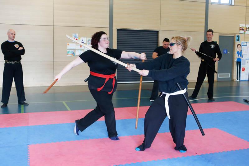 Bujinkan Ninjutsu Melbourne - Ninja Training July 2016 (49)