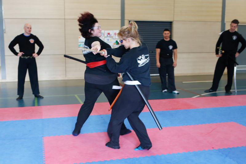 Bujinkan Ninjutsu Melbourne - Ninja Training July 2016 (50)