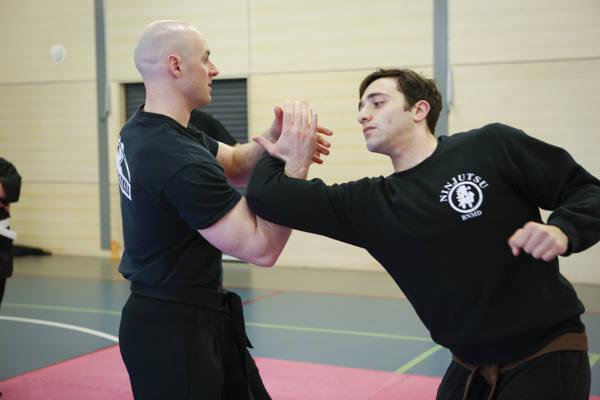 Bujinkan Ninjutsu - Martial Arts Melbourne (5)