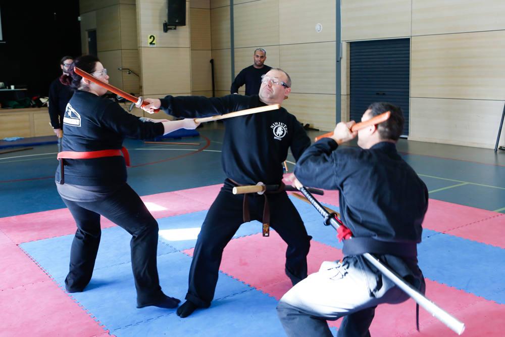 Bujinkan Ninjutsu - Martial Arts Melbourne (1)